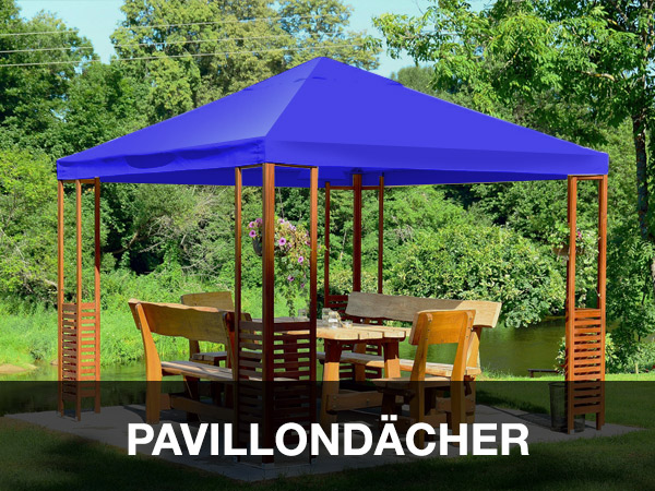 pavillondach nach maß pvc kaufen